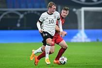 Jakub Brabec a Julian Brandt