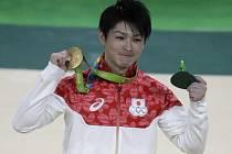 Kohei Učimura obhájil olympijské zlato ve víceboji.