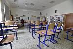 Škola, třída, učebna - ilustrační foto