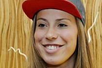 Olympijská vítězka Eva Samková je už po zranění fit, chystá se znovu na snowboard.