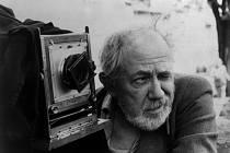 Český fotograf Josef Sudek.