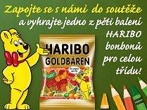 Soutěžte s Deníkem o balení Haribo bonbonů