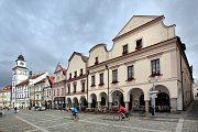 3. místo – víkendový pobyt pro 2 osoby v hotelu Zlatá hvězda v Třeboni