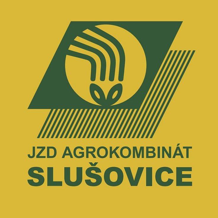 Logo JZD Agrokombinátu Slušovice