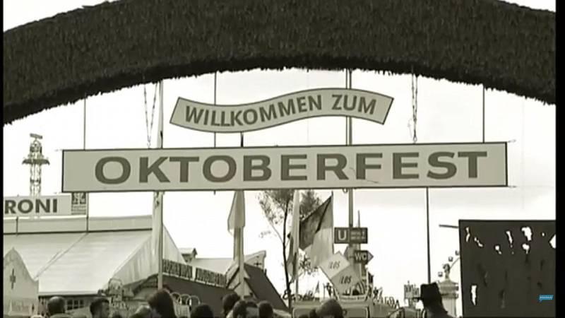 Mnichovský Oktoberfest v roce 1980
