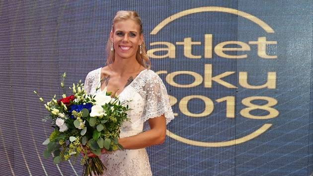 Atlet roku Nikola Ogrodníková