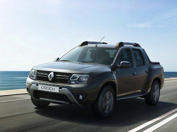 Renault Duster Oroch.