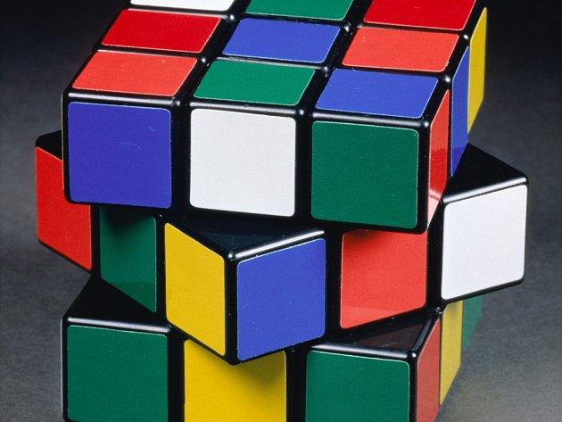Slavná Rubikova kostka vznikla na konci 70. let minulého století.
