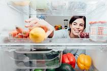 Kontrolujte, co máte v lednici.