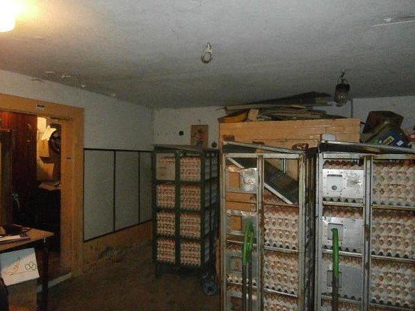 Inspekce uzavřela neregistrovaný sklad s potravinami a lihovinami.