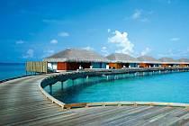 Ostrov Velaa na Maledivách