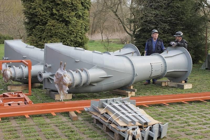 Vírová turbína