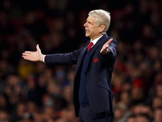 Arsene Wenger, kouč Arsenalu