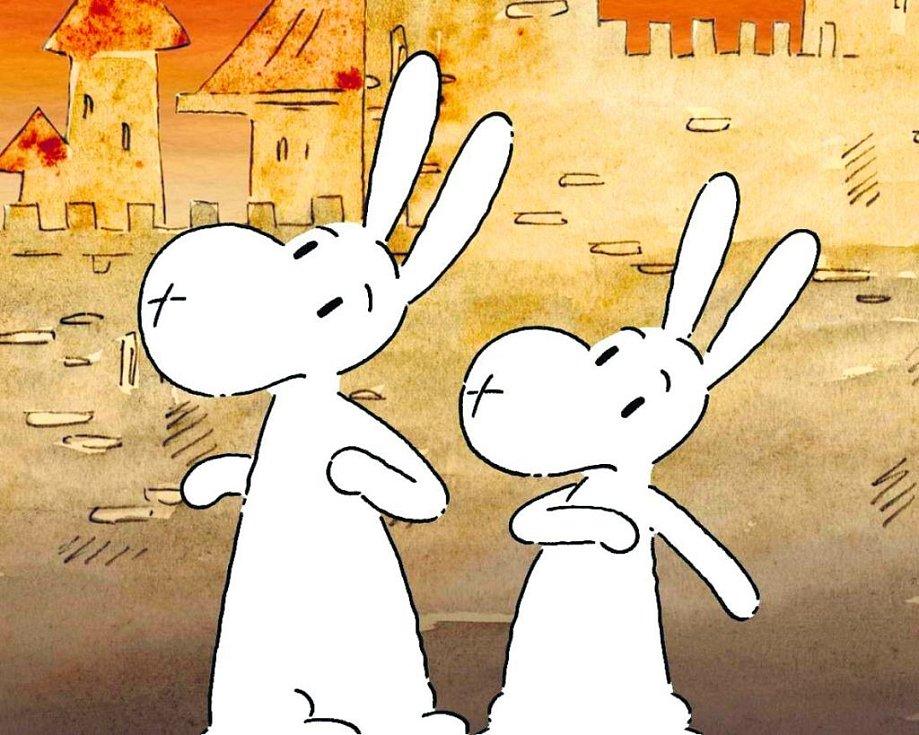 Bob a Bobek – králíci z klobouku.