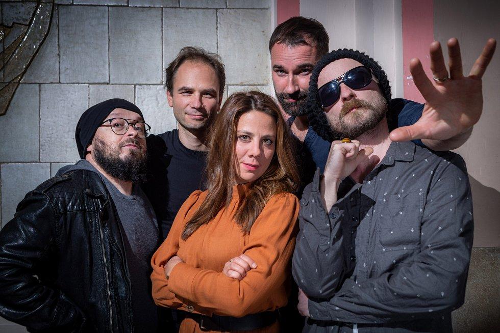 Aneta Langerová a kapela Korben Dallas