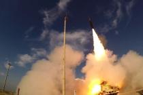 Izrael otestoval antiraketu Arrow 3