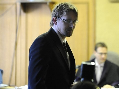 Ministr dopravy Dobeš před soudem