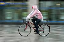 Chladné a deštivé počasí - Ilustrační foto