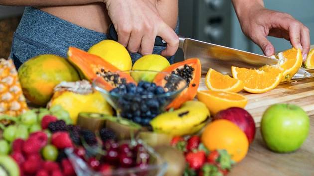Ovoce - ilustrační foto