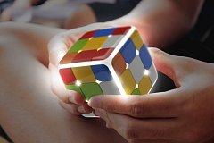 Nový koncept Rubikovy kostky.