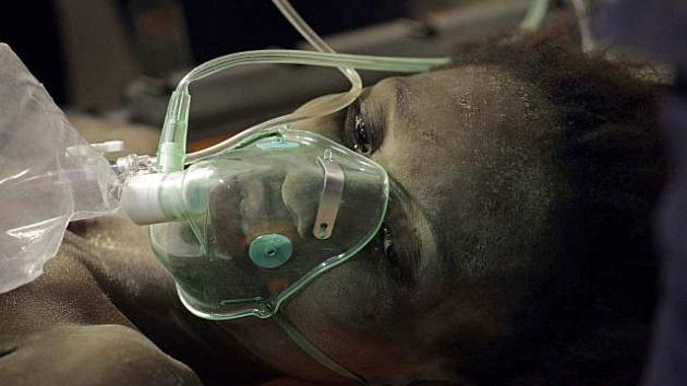 Nalezená dívka Darlene Etienneová byla velmi dehydrovaná, zesláblá a měla slaboučký puls