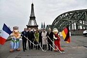 Mistrovství světa v ledním hokeji v Paříži (a Kolíně nad Rýnem) začíná