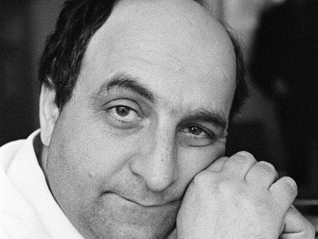 Slavný novinář a spisovatel Ota Pavel.