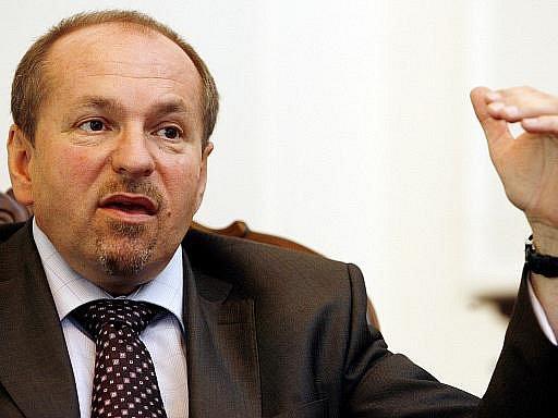 Bývalý ministr zemědělství Ivan Fuksa.