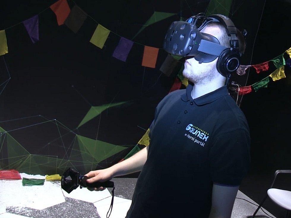 Virtuální realita: výstup na Mount Everest s HTC Vive.