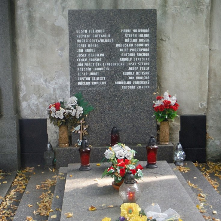 Hrob Klementa Gottwalda