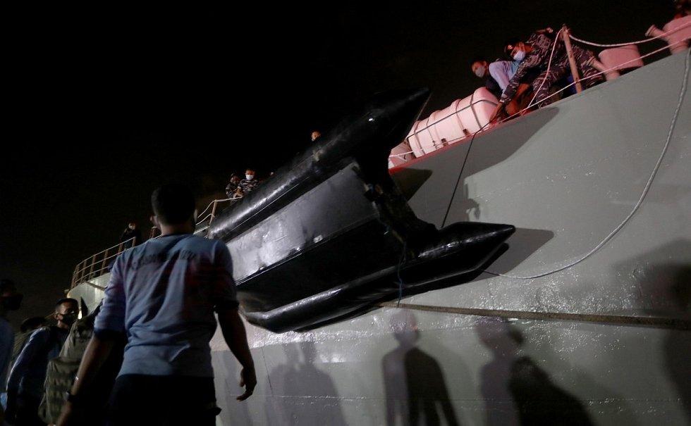 Pátrání po letu SJ182 indonéské společnosti Sriwijaya Air