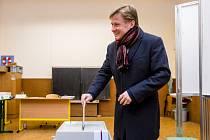 Jan Sobotka, starosta Vrchlabí