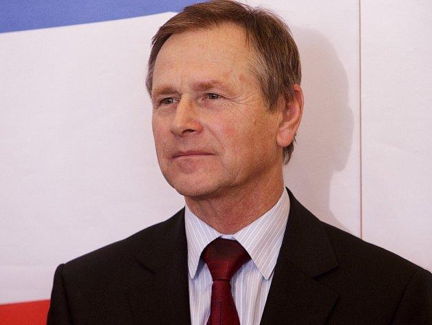 Jiří Šedivý, český velvyslanec při NATO.