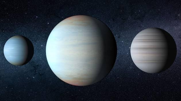 Vědci objevili třetí planetu unikátního systému Kepler-47