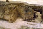 Mumie, jež je uložena v Královském muzeu v kanadském Ontariu.