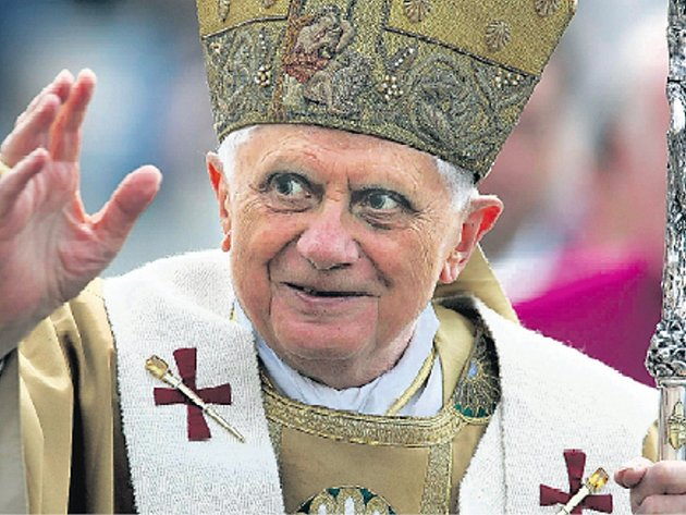 Dočká se pomníku? Benedikt XVI. se chystá v neděli oslavit své osmdesáté narozeniny. Pro německého papeže připravili Bavoři i pomník, který však ještě není zaplacen.