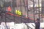 Vyšetřování poukázalo na vícero problémů v zajištění bezpečnosti na stadionech