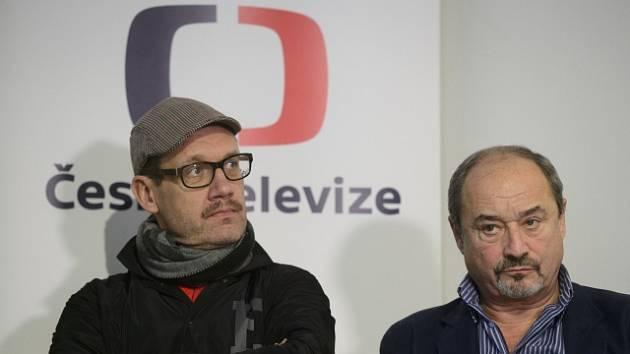 David Matásek a Viktor Preiss