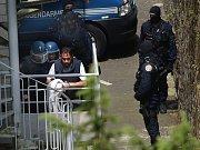 Alžírský terorista Djamel Beghal