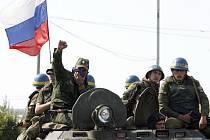 Ruští vojáci se o víkendu začali stahovat z oblasti okupovaného západogruzínského přístavu Poti.