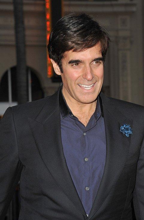 David Copperfield je pravý gentleman.