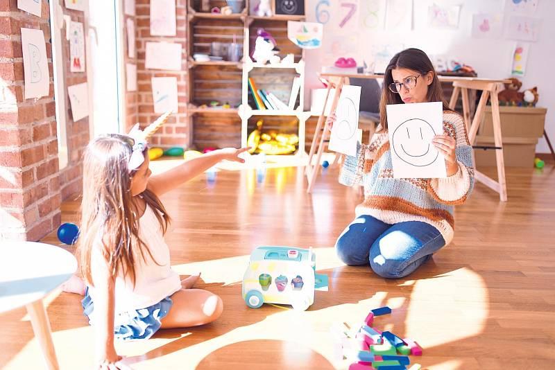 Pro děti je to jasné: nejlepší je, když se smějeme!