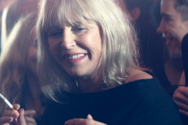 Krystyna Janda v roli básnířky Marie