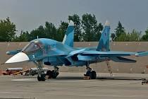 Stíhací bombardér Su-34