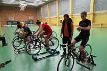 Snímek z tréninku