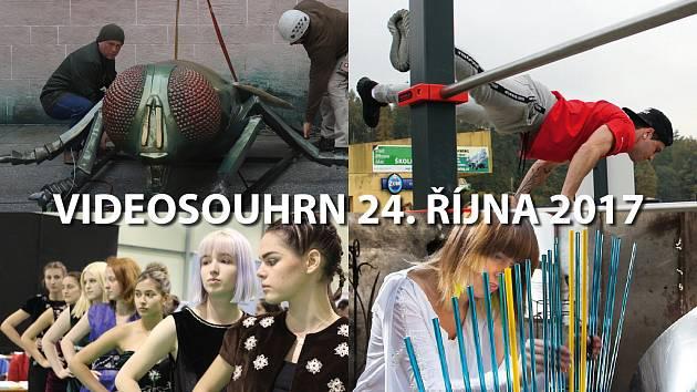 Videosouhrn Deníku – úterý 24. října 2017