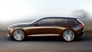 Volvo Concept Estate.