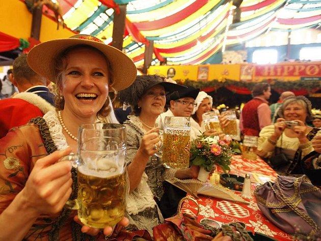 Mnichovský Oktoberfest končí