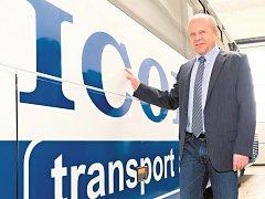 ZAMĚSTNAVATEL. Společnost ICOM trasport, které šéfuje Zdeněk Kratochvíl, dříve zaměstnávala až 2500 lidí.