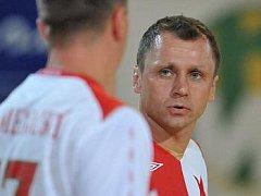 Ivo Ulich opět oblékl slávistický dres, tentokrát ve futsale.